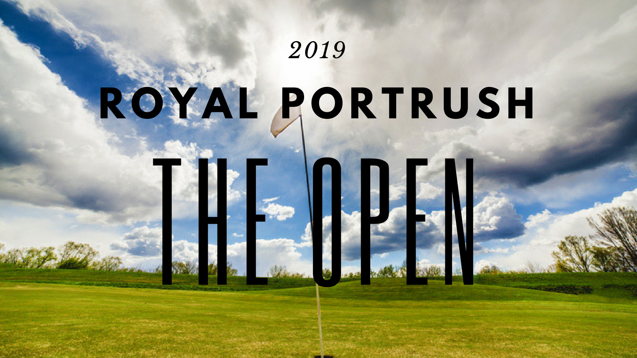 THE OPEN 2019 July 14-21 2019 (Please contact us for these dates)